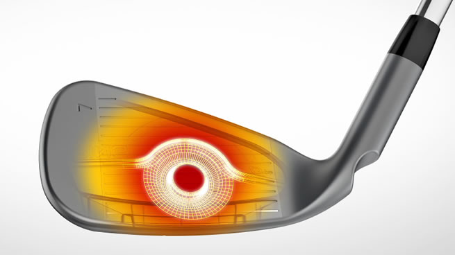 click to view the GMax Irons video