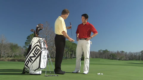 click to view the The Putter video