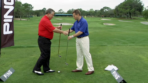 click to view the Shaft Length and Flex  video