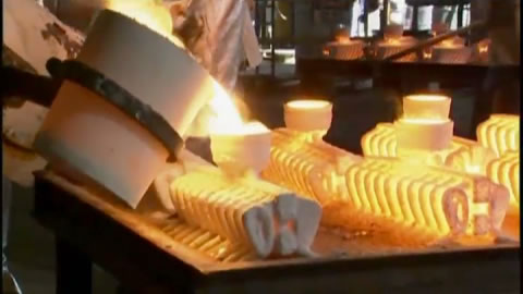 click to view the INVESTMENT CASTING video