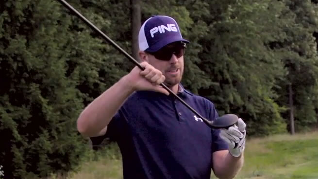 click to view the Pros test G fairway woods video